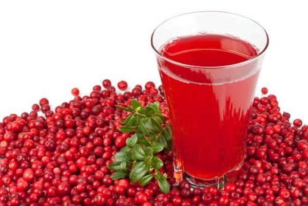Клюквенная настойка на водке: способ приготовления