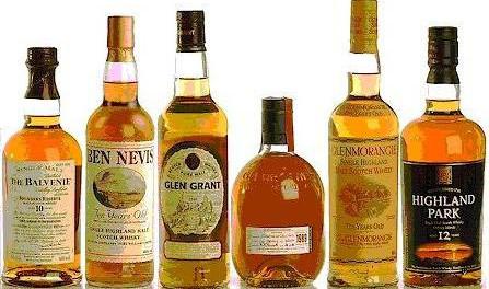 Солодовый виски – качество, признанное во всем мире