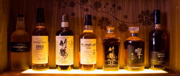 Японский виски – самый  молодой виски