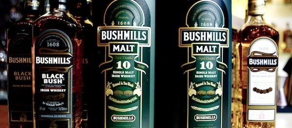 Ирландский виски. История и известные марки