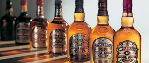 Купажированный виски – самый популярный виски в мире