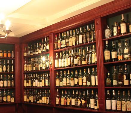 Хранение виски дома