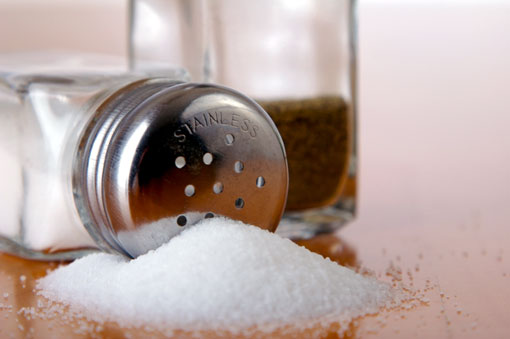 Заговоры на соль